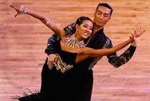 Latin & Rhythm Competition Looks