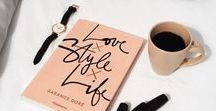 Love x Style x Life. / My new book!
