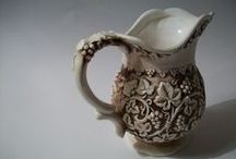 Ceramics: contemporary: pitchers