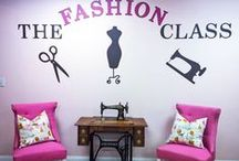 Our Merrick Long Island Studio / The Fashion Class in Merrick is located at 1812 Merrick Road! Our bright and pink 3000 sq ft studio hold classes, birthday parties and summer camps for kids!