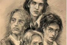 Marauders / I Solemnly Swear That I Am Up To No Good