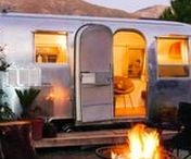 Airstream, Trailers & Buses