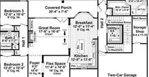 Houseplans: 3 bedrooms