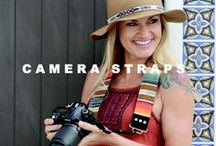 Camera Straps / Our Camera Strap Collection was designed for those when photography is your passion but all you think of is fashion!  We offer a large variety of styles for Fashionista Photographers, Fashion + Beauty + Lifestyle Bloggers, Designers, Click'n Moms, Beginner/Amature/Avid Photographers, and people looking for personal style behind their cameras!  We believe in living a joyful life and capturing life's little memories from the everyday experiences and adventures we live daily.