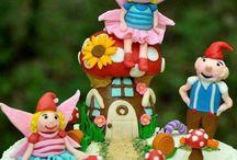 Fairy & Elves (Maria's) party