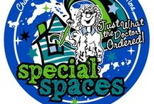 Special Spaces Buffalo / A nonprofit charity that creates dream bedrooms for children with life threatening illnesses  / by Rebecca Wall