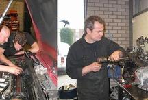 Renard Automobiles / Garagebedrijf voor alle merken; specialist in Citroën SM & CX motorrevisie & motormanagement