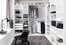 IN wardrobe