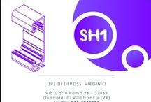 Stickers for DRZ | Eubiq profiles / Adesivi studiati per la parte frontale del packaging, per ogni tipo cambia la tonalità.