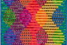 Quilt Design Inspirations / Inspiration for future quilt designs/colors...