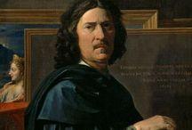 Nicolas Poussin (1594-1665) / by Serge Katkov