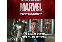 Marvellous Marvel / Marvel universe.