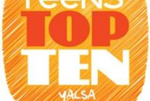 Teen Book Lists / Book lists for teens and those who love YA lit! / by Glen Rock Library