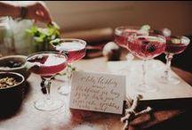 Food & drinks for weddings