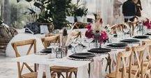 Pretty tablescapes