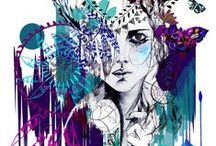 Illustrations mode / by Isabelle Riou