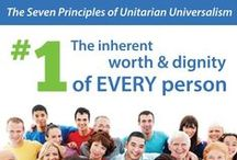 Unitarian Universalist / I pretty much love all things UU... / by Sarah Rudell Beach