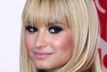 Demi Lovato's Hair / by Lori Ann