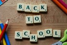 Back To School / Fun ideas for going back to school!