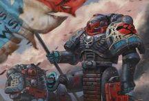 Warhammer: Concept & Arts