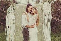 Bohemian wedding /