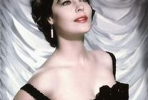 Ava Gardner / Ava Lavinia Gardner (December 24, 1922 – January 25, 1990) was an American actress.  / by Alain Proulx