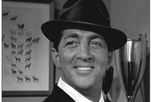 """Dean Martin / Dean Martin (born Dino Paul Crocetti; June 7, 1917 – December 25, 1995) was an American singer, actor, comedian, and film producer.One of the most popular and enduring American entertainers of the mid-20th century, Martin was nicknamed the """"King of Cool"""" for his seemingly effortless charisma and self-assuredness / by Alain Proulx"""