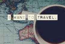 Thoughts for your soul / Travel quotes and inspiring thoughts for all the wanderlusters and backpackers out there.