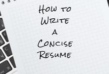 Business: Resumes & Interviews