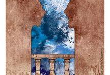 poster / plakat / Designed posters for various cultural events Projekty plaktów na różnego rodzaju wydzraenia kulturalne