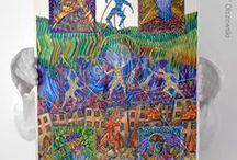 watercolor / akwarela / Working with the cycle Situations/ Praca z cyklu Sytuacje