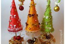 """Jule - """"træer"""""""