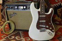 Guitars / by Michael Cavender