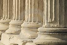 Säulen Architektur  /  Column (architecture) / schöne Bildersammlung über Säulen in der Architektur. nice pics about columns!