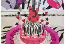 Tortas Decoradas. Cakes / Napell Pasteleria. Tortas tematicas / by Napell Pasteleria