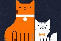 Cats / by Adel El Basiouny