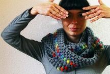scarves, cowls ets.