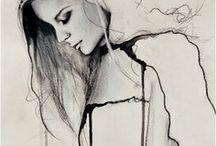 illustration / by Inés Vidal