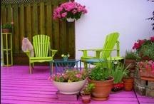 Tarasy i balkony
