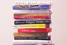Books about nutrition / Researching nutrition can be an overwhelming task. Here are the books our Nutritional Therapy Practitioners recommend