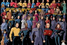 Other Treks / Dealing with all things Trek except The Next Generation. Okay, just a little TNG.  / by Christopher Novack