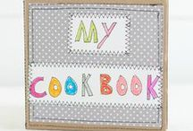 """MY COOK BOOK"" / by MELINDA"