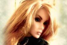 My dolls / Mes dolls, de touts styles et de tous genre !