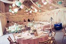 Wedding Inspiration & Decoration / Anregungen für wunderschöne Hochzeitsdekorationen mit Charm.