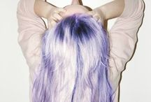 Hair colours / Colours and styles