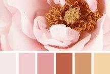 Paleta barw / Inspirujące połączenia kolorów.