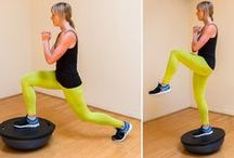 Let's Get In Shape! / All over body exercises, HIIT, exercises that work the entire body.