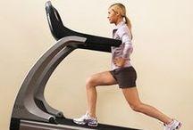 Cardio Time!! / Cardio ideas, creative cardio, running, walking, interval training.