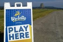 Wyoming Travels / WyoLotto photos during travels throughout the great State of Wyoming! / by Wyoming Lottery
