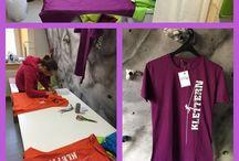 Textilien von Shirt bis Kissen / Bedruckte Textilien, Shirt , Decken, Kissen ausgesucht von Christian Röckl